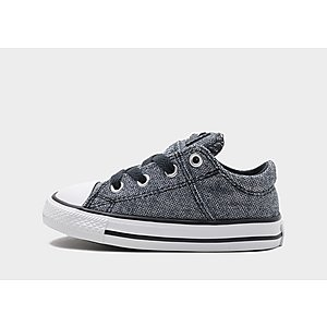 the latest 1ce63 a4676 CONVERSE Chuck Taylor All Star Madison Ox Infant ...
