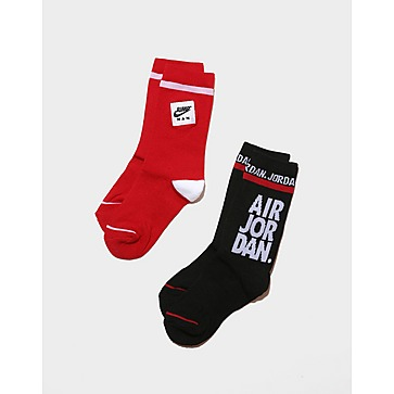 Jordan Jumpman 2-Pack Crew Socks