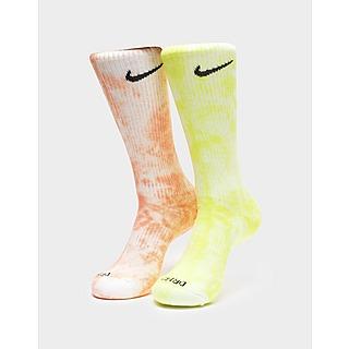 Nike Everyday Plus Tie-Dye Crew Socks