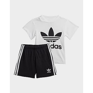 adidas Originals Trefoil Shorts T-Shirt Set Infant