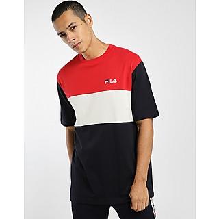 Fila Heritage Colour Block T-Shirt