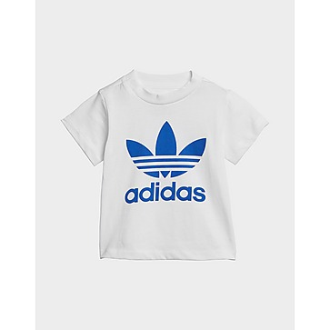 adidas Originals Trefoil T-Shirt and Shorts Set Infant