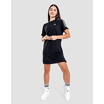 adidas Originals Adicolor Classics Roll-Up Sleeve Tee Dress