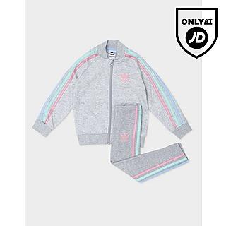 adidas Originals 3-Stripes Tracksuit Children