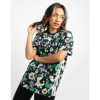 adidas Originals Floral Loose T-Shirt Women's