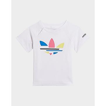 adidas Originals Adicolor T-Shirt and Shorts Set Infant