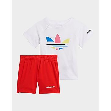 adidas Originals Adicolor Shorts And Tee Set Infant