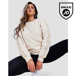 adidas Originals Boyfriend Crew Sweatshirt Women's