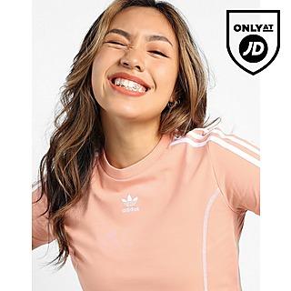 adidas Originals Slim Cropped T-Shirt Women's