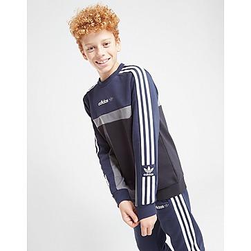 adidas Originals Crew Sweatshirt Junior
