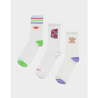 adidas Originals Crew Socks 3 Pairs