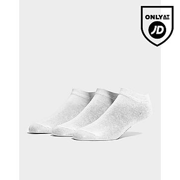McKenzie 3 Pack Low Ped Socks Junior