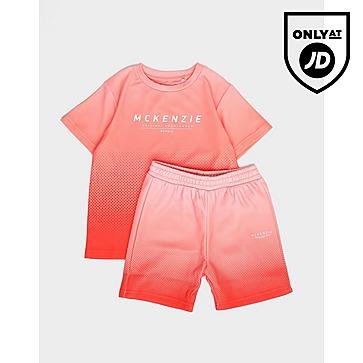 McKenzie Fade T-Shirt/Shorts Set Children