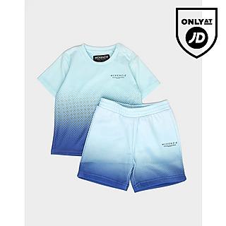 McKenzie Fade T-Shirt/Shorts Set Infant