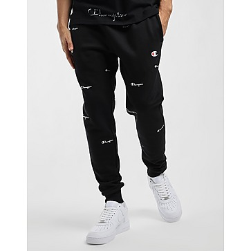 Champion Reverse Weave All Over Print Joggers