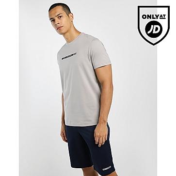 Emporio Armani EA7 Carbon Stripe T-Shirt