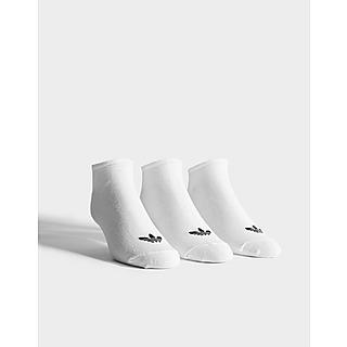adidas Originals Trefoil Liner Socks 3 Pairs