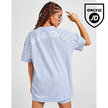 Supply & Demand Gothic Washed T-Shirt Women's