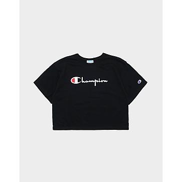 Champion Heritage Classic Logo Crop T-Shirt