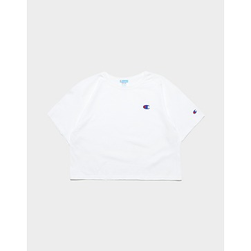 Champion Heritage Small Logo Crop T-Shirt