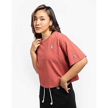Champion Heritage Crop T-Shirt Women's
