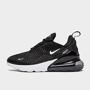 Nike Air Max 270 Black White Women's