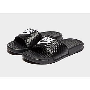 a133ca7da5f ... Nike Benassi Just Do It Slides Dames