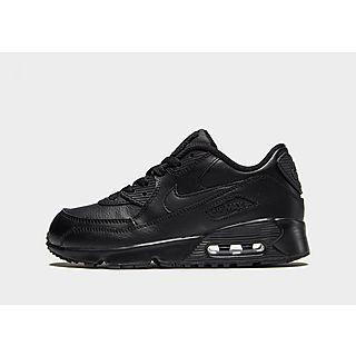 Nike Air Max 90 Leather Kinderschoen Wit Schoenen kopen