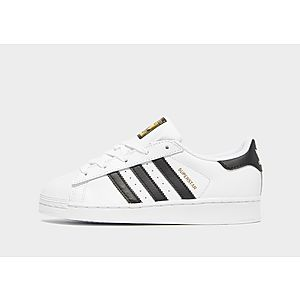 adidas originals superstar wit zilver