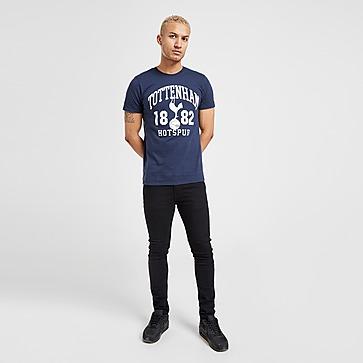 Official Team Tottenham Hotspur FC 1882 T-Shirt Heren