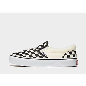 vans kinder slip on