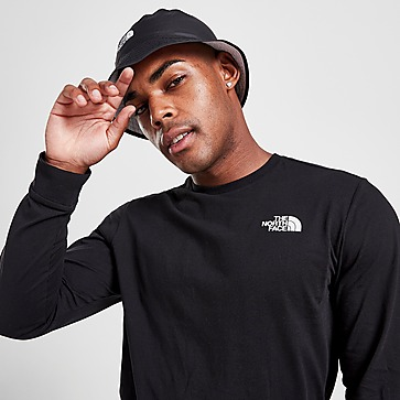 The North Face Simple Dome T-shirt met lange mouwen