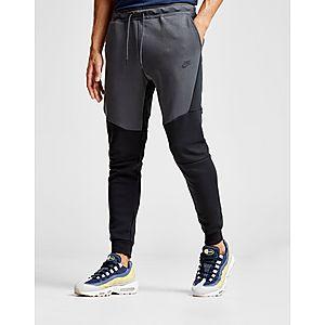 e26751210cc ... Nike Tech Fleece Colour Block Track Pants Heren
