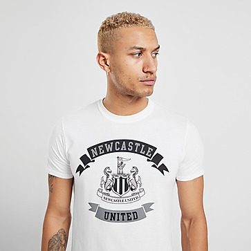 Official Team Newcastle United Scroll-T-shirt
