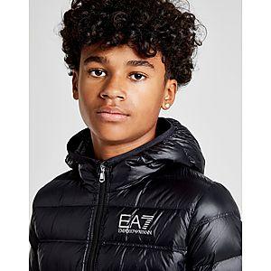 Armani Kleding.Sale Kids Emporio Armani Ea7 Junior Kleding 8 15 Jaar Jd Sports