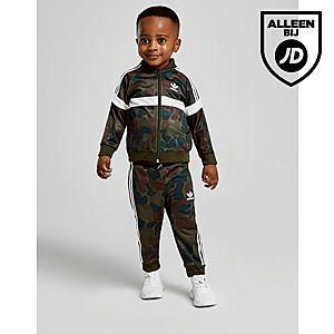 4eb39446cd8 adidas Originals Itasca Camo Superstar Tracksuit Baby's ...