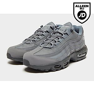 nike air max 95 essential blauw