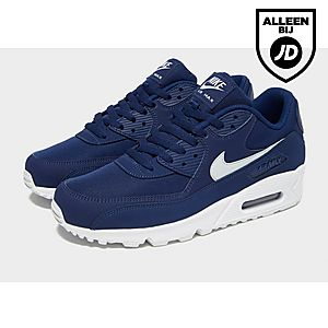 nike air max 90 leather heren 43