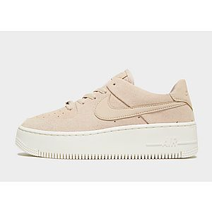 nike air force 1 dames roze