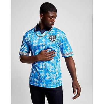 Score Draw England '90 Training World Cup Retro Shirt Heren