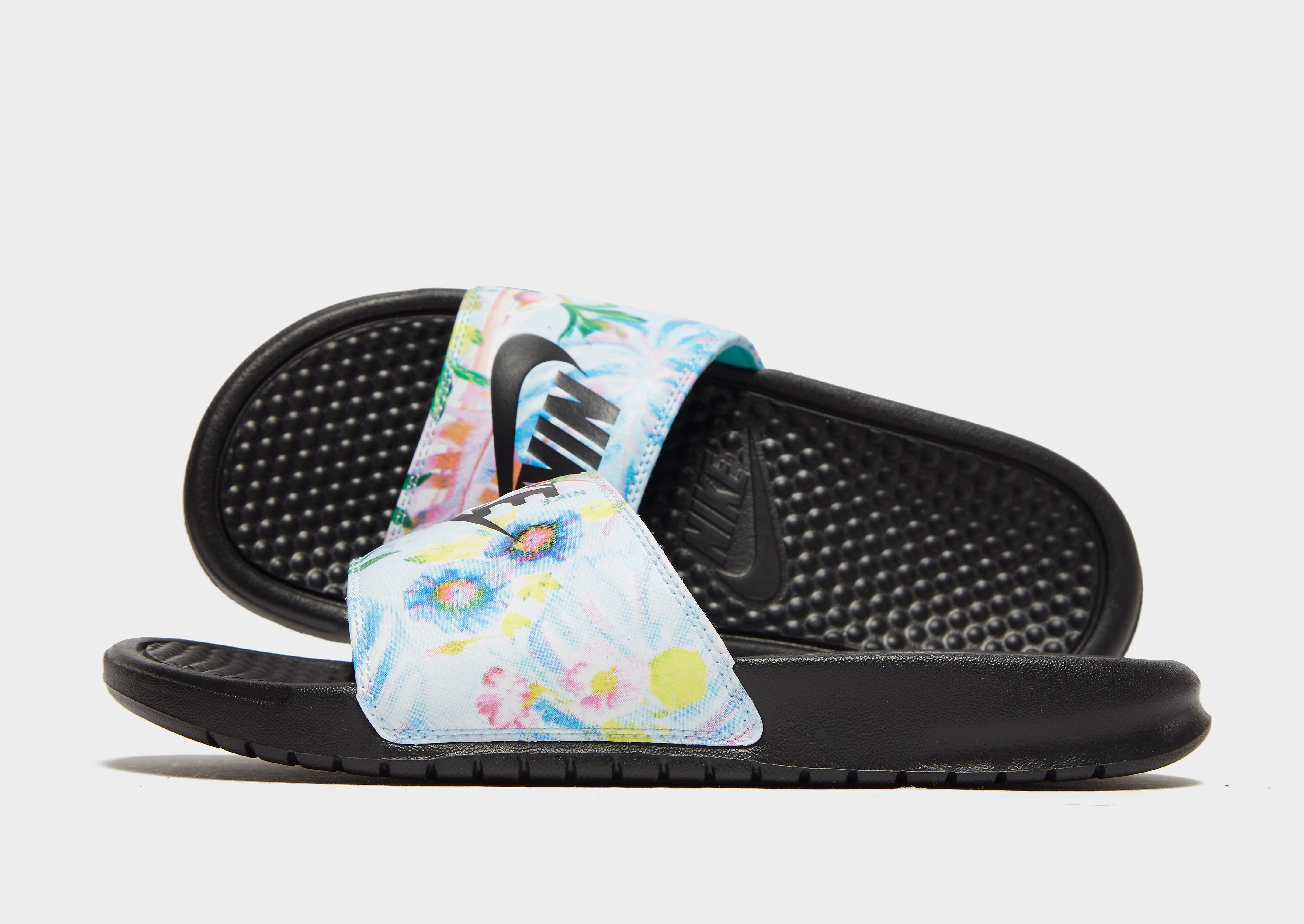 Nike Benassi Just Do It Slides Dames