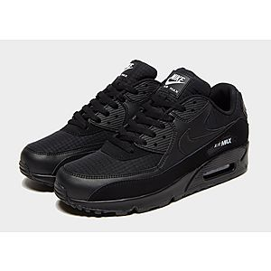 nike air max 90 heren zwart