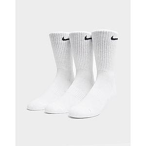 19a66214f67 Nike 3-Pack Cushioned Crew Socks