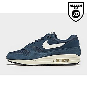 nike airmax one zwart wit