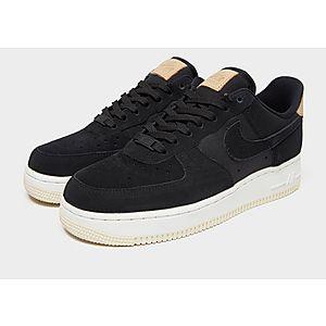 nike air force 1 '07 suede sneakers dames
