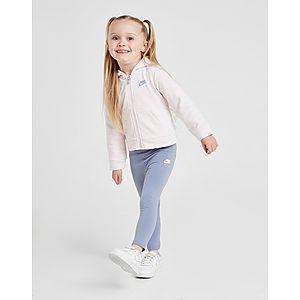 91ee2e2fae2 ... Nike Girls' Air Full Zip Hoodie/Leggings Set Baby's