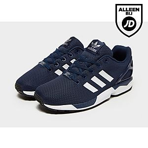 adidas torsion zx flux blauw