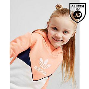 a96ffca0eb7 ... adidas Originals Girls' Colorado Overhead Tracksuit Infant