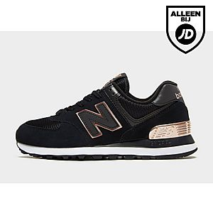 new balance 574 dames wit