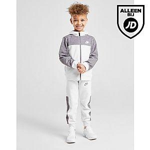 06edd3ae705 Nike Advance Full Zip Colour Block Tracksuit Kinderen ...